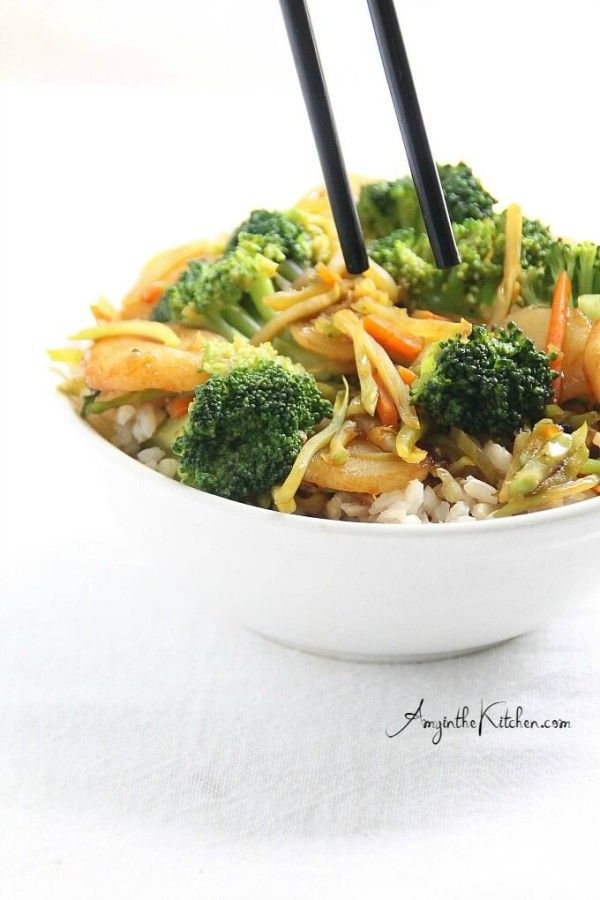 Pasta Stir-Fry Recipe Food Network
