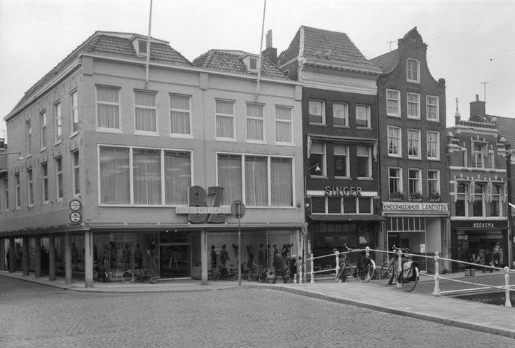 Leeuwarden.De Nieuwestad omstreeks 1963