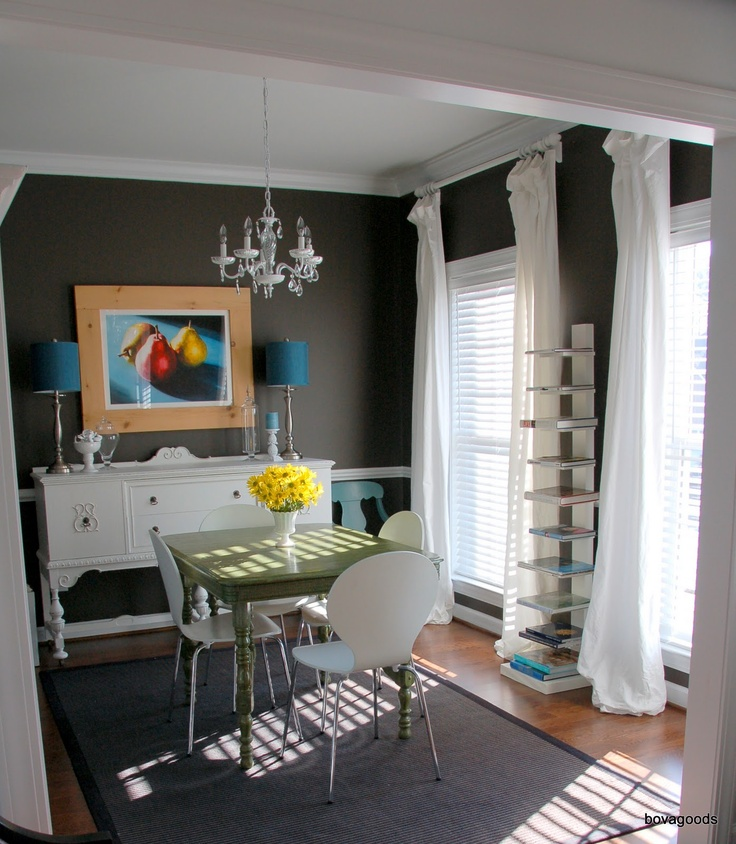 79 best Paint Colors for Dining Rooms images on Pinterest | Dining ...