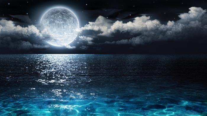 Fenomena Alam - Mengejutkan! Ternyata Fase Bulan Bisa Memicu Gempa Besar, Ini…