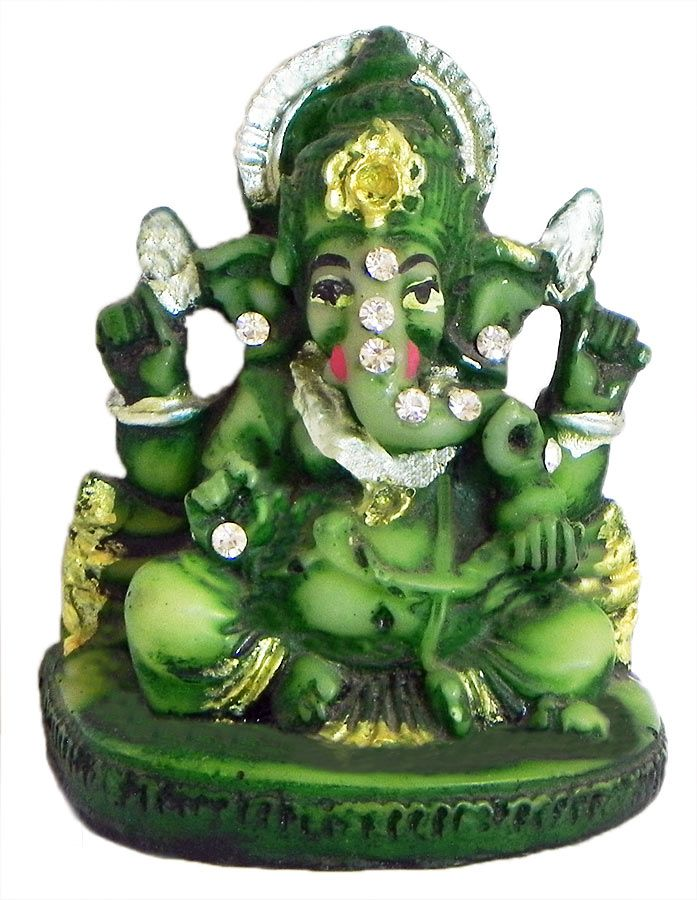 Lord Ganesha (Poly Resin)