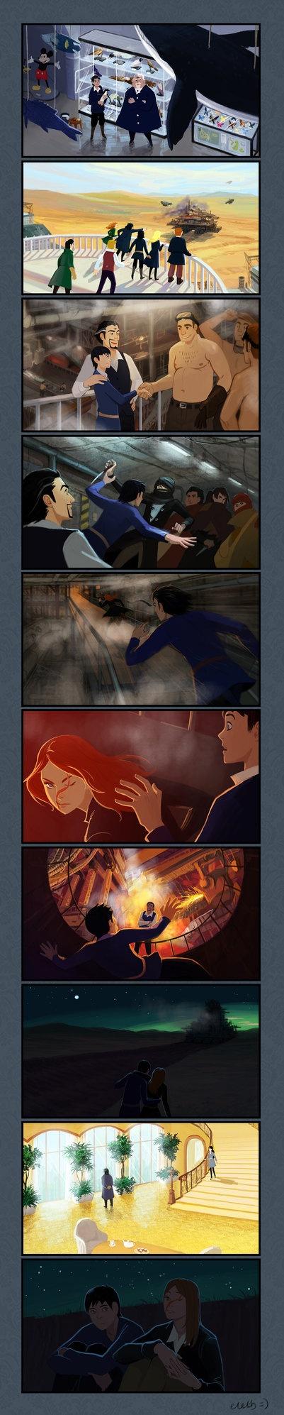 Mortal Engines explication I by ~eleth89