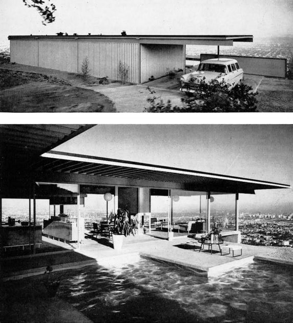Pierre Koenig s Case Study House       Case study  Architecture     Pinterest Case Study House   Bailey House   Pierre Koenig          Included in       on US s National Register of Historic Places