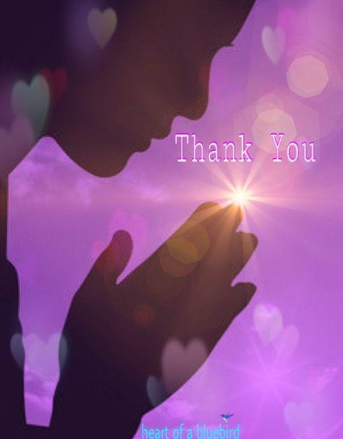 a grateful heart ...