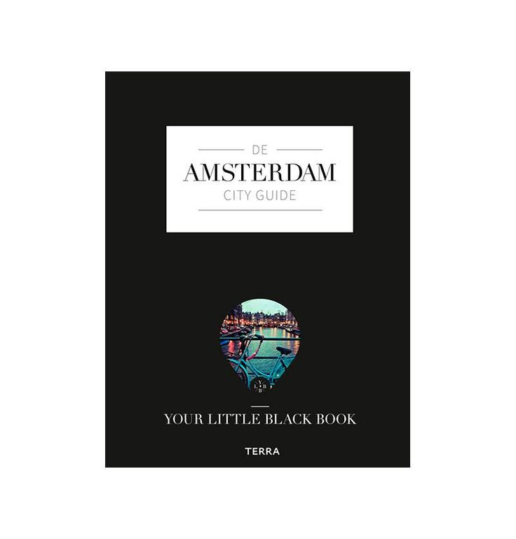 Lannoo Amsterdam city guide