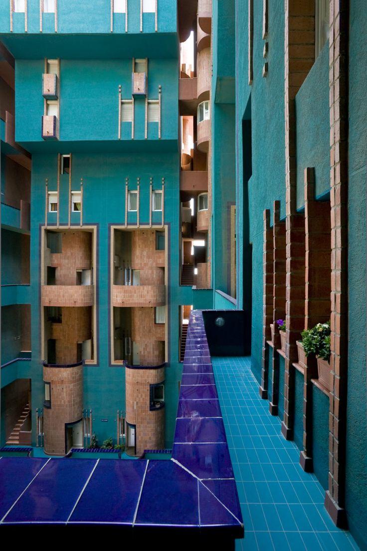 Walden-7   Ricardo Bofill Taller de Arquitectura