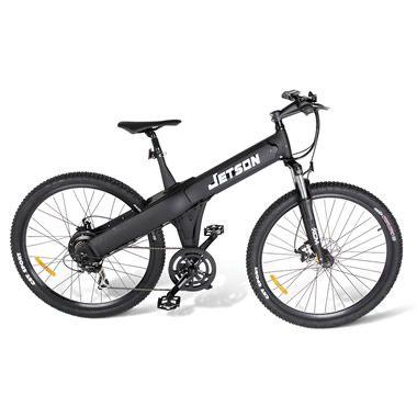 The Electric Mountain Bike - Hammacher Schlemmer