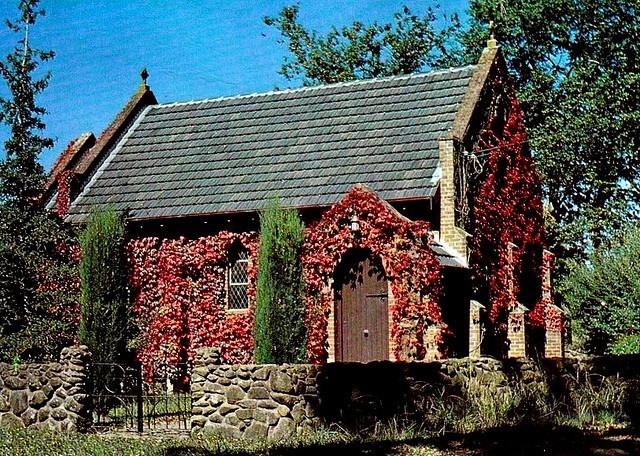 Chapel Gostwyck NSW Nr Uralla NSW C1970
