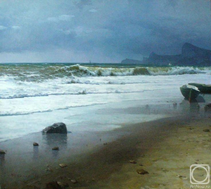 Fyodorov Michail. Sudak. Surf