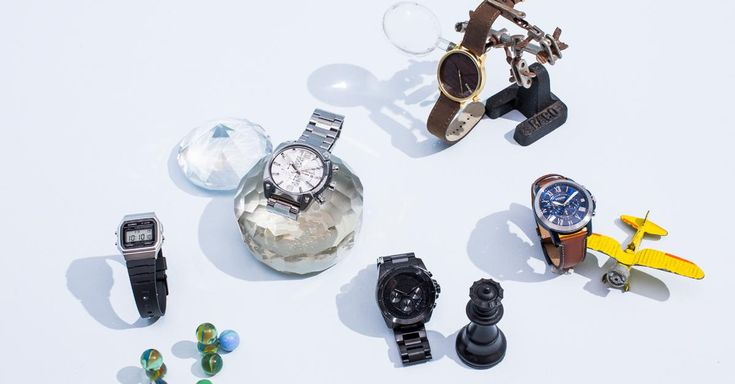 Time's never up for these ageless accessories