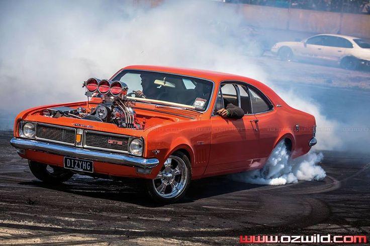 Classic Holden Monaro www.ozwild.com