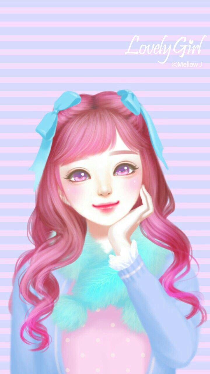 Enakei Pinterest Nor Syafiqah Ilustrasi Ilustrasi