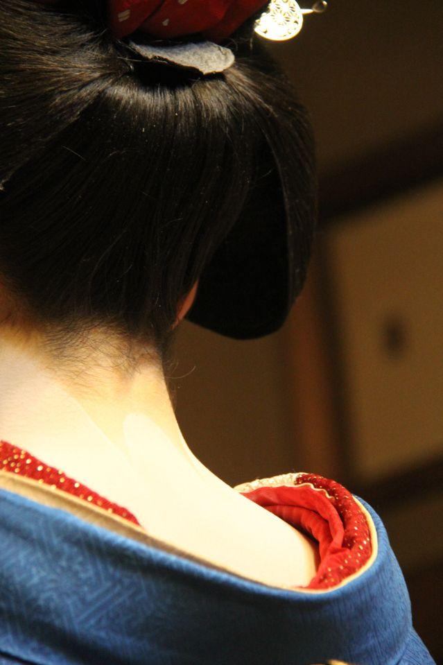 Maiko san - Zenbu Zen Tour 2015
