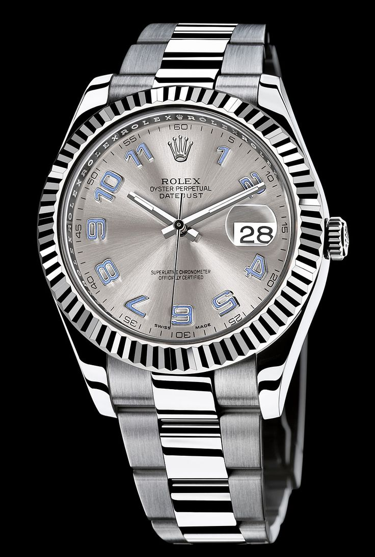 Welcome To RolexMagazine.com...Home Of Jake's Rolex World Magazine..Optimized for iPad and iPhone: All New Rolex Datejust II at 41mm ...