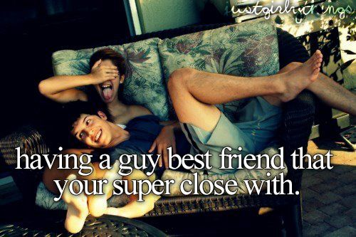 Quotes About Being Best Friends With A Guy: Guy+And+Girl+Friendship+Quotes