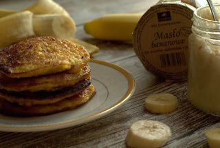 Bananowe placuszki | Pobite gary Barbary