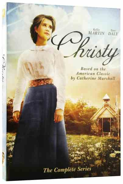 Christy is a   Movie Dvds DVD by Catherine Marshall. Purchase this DVD product online from koorong.com | ID 024543424376