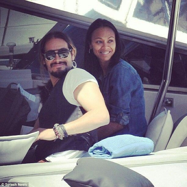 Swirl the World: Celebrity Mixed Couples | Page 11 ...