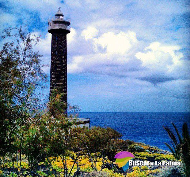 El Faro de Punta Cumplida. Barlovento
