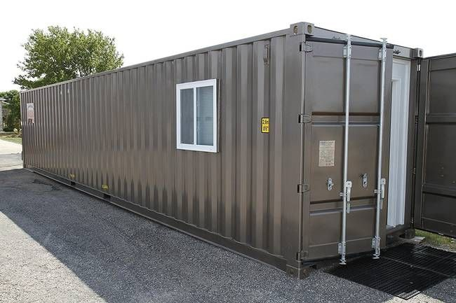 You Can Now Order A Shipping Container Tiny House On Amazon Container House Shipping Container Shipping Container Homes