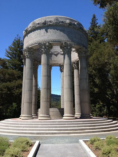 Pulgas Water Temple - San Mateo County, California