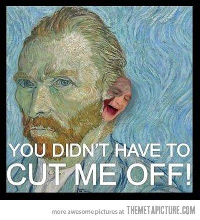 Art history gone wrong…