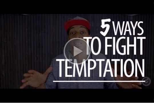 Check out the latest video on fervr.net 'Five ways to fight temptation' #fervr #chasegodtv #stumin #youthmin #don'tforgettheconsequencesofsin #fighttorememberrightly #killtheexcuses #fightwithscripture #prayer #trustjesus