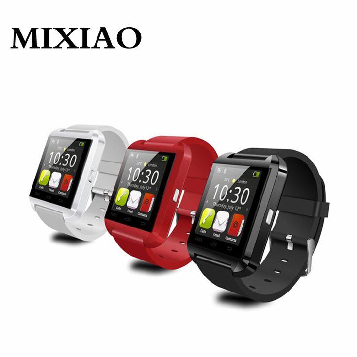 Smartwatch Bluetooth Smart Uhr sport uhren U8 für Android Samsung phone Wearable Elektronische Gerät //Price: $US $17.00 & FREE Shipping //     #clknetwork