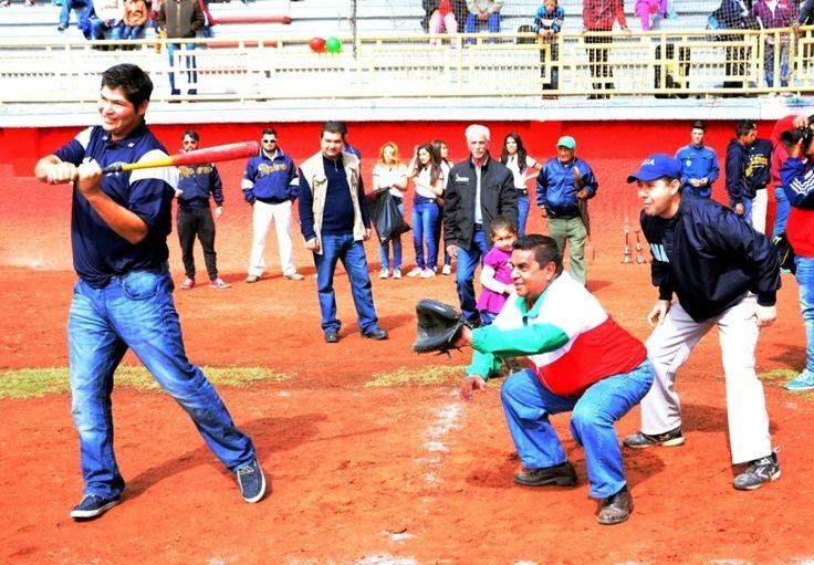 Inauguran la Liga Pequeña Ferrocarrilera en su temporada Primavera 2015 ~ Ags Sports