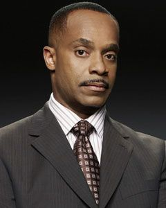 Rocky Carroll as Leon Vance in NCIS