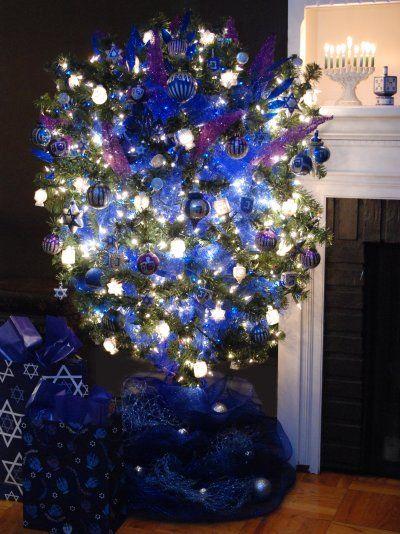 hanukah bush | happy hanukkah bushes hanukkah light covers burning bush effects ...  Not sure about this...
