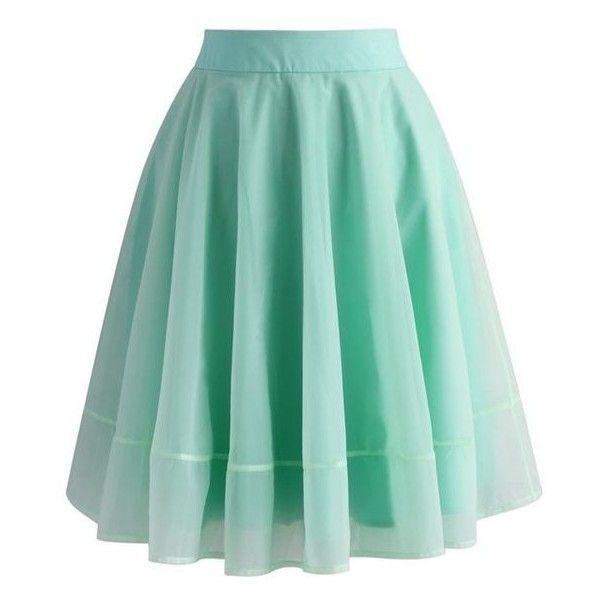 25+ best ideas about Mint Green Skirts on Pinterest | Mint shirt ...