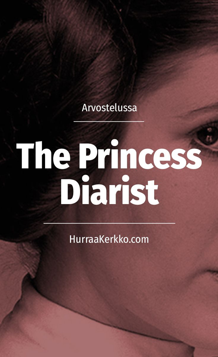 Arvostelussa Carrie Fisherin omaelämäkerta The Princess Diarist. #starwars #leia