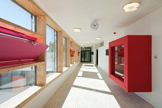 Ecole primaire design et colorée 5