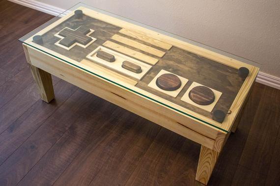 Nintendo Nes Controller Coffee Table Cool Coffee Tables Coffee