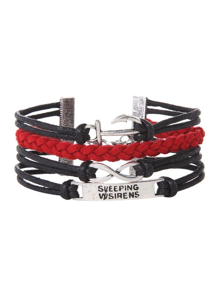 SWS Infinity Bracelet. Your wrist needs this.