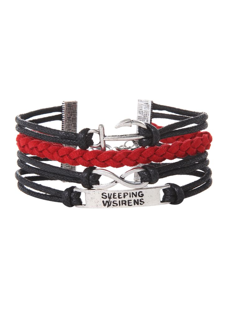 SWS Infinity Bracelet.