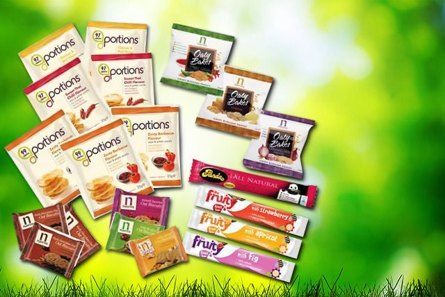 1mnth Healthy Snack Packs