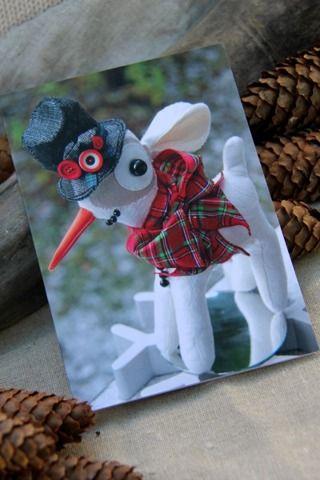 2-osainen Funky Bambi Kortti  - Astubutiikkiin.fi