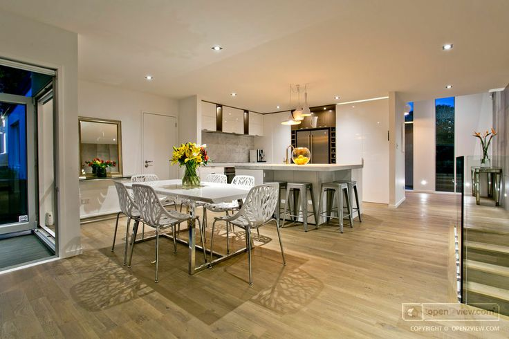 Achieve great results for interior shots around twilight