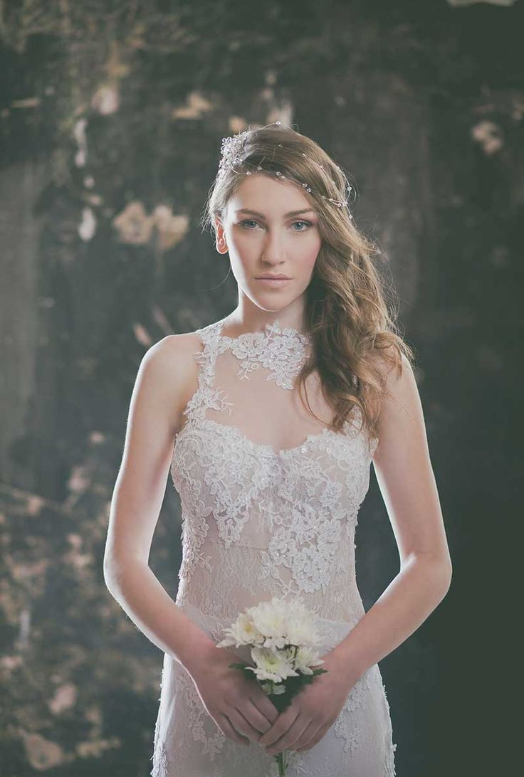 Lace wedding dresses by greek top designers
