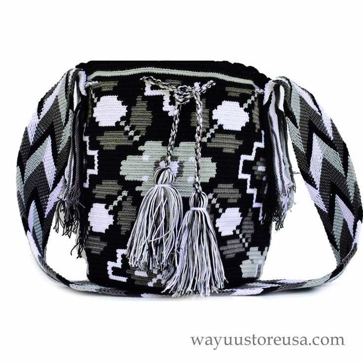 Check out the deal on Mochila Wayuu - Large - Handmade - 323 at wayuustoreusa.com