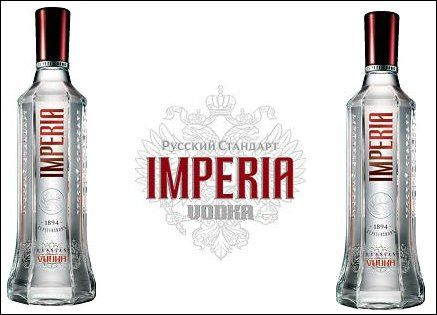 Top 10 Vodkas - #1 Imperia Vodka