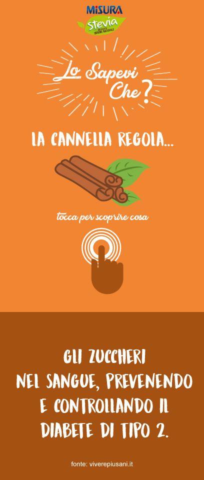 #losapeviche?  #cinnamon #cannella #diabete #sugar