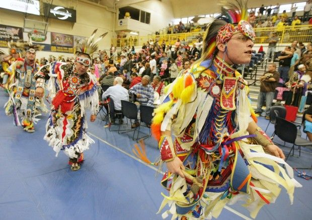 MSUB Powwow honors traditions and generations : The Billings Gazette - Montana & Wyoming News