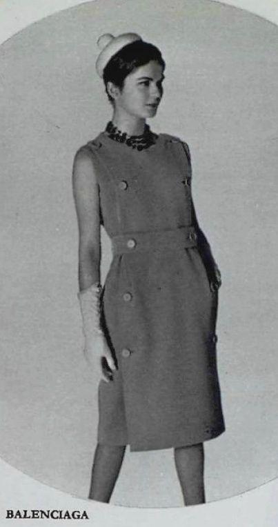 1959 Cristóbal Balenciaga