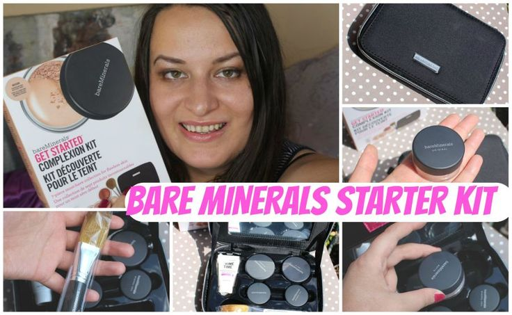 lifestyle: bareMinerals Get Started Complexion Kit from Sepho...