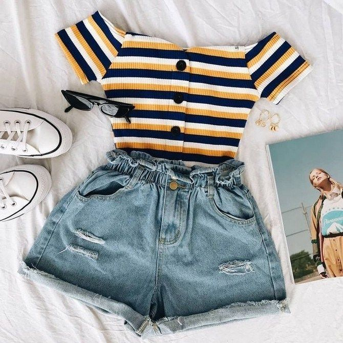 35 Best Brandy Melville Outfits Style #outfitsideas #fashiontips #outfitstips »…