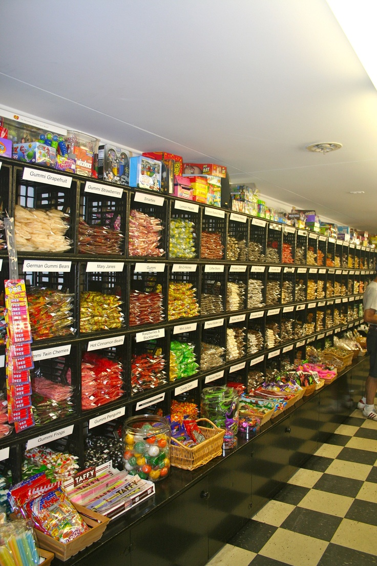cape cod candy store