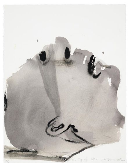 Marlene Dumas, The Fog of War